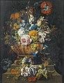 Gaspar Peeter Verbruggen (II) - Still life with flower vase.jpg
