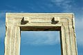 Gate of Temple of Apollo, Palatia, Naxos Town, 530 BC, 144163.jpg
