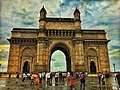Gateway of India Mumbai By Aamir.jpg