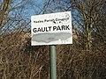 Gault Park Yaxley - geograph.org.uk - 1141126.jpg