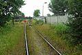 Gdańsk Biały Dworek – linia kolejowa.JPG