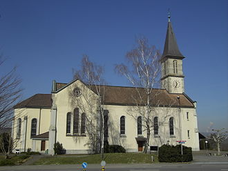Gebenstorf - Roman Catholic Church