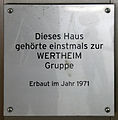Gedenktafel Augsburger Str 36-42 (Charl) Wertheim.jpg