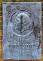 Gedenktafel Kommandantenstr 31 (Kreuz) Otto Suhr.jpg