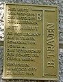 Gedenktafel für B.Traven (Ret Marut) in München.jpg