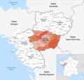 Gemeindeverbände im Département Maine-et-Loire 2019.png