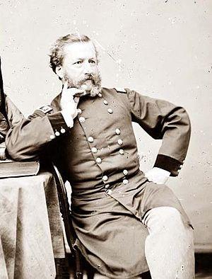 Joseph Barnes - Maj. Gen. Joseph K. Barnes