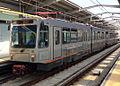 Genova metropolitana Brignole treno 01.JPG