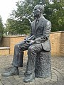 Geoffrey de Havilland statue Hatfield.jpg