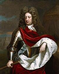anonymous: Prince George of Denmark, Duke of Cumberland
