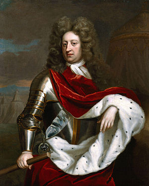Prince George of Denmark, the regiment's patron from 1689-1708 George, Prince of Denmark by Michael Dahl.jpg