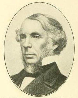 George F. Comstock - George F. Comstock