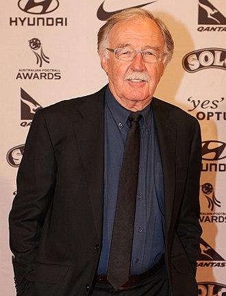 George Negus - Negus in October 2011