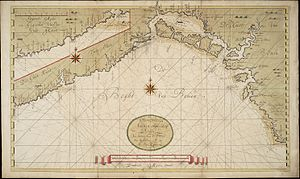 Dutch Slave Coast - The Slave Coast around 1716.