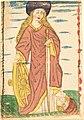 German 15th Century, Saint Catherine of Alexandria, 1460-1470, NGA 3809.jpg