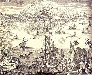 Thirteenth Siege of Gibraltar siege