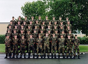"Platoon - Platoon (""Zug"" in German) of the German Bundeswehr"