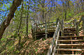 Gfp-michigan-porcupine-mountains-state-park-steps-up-to-the-platform.jpg