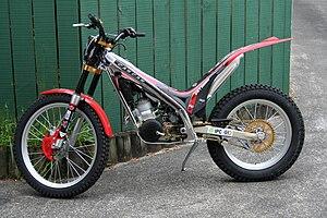 Gas Gas - 2006 Gas Gas Raga edition trials bike