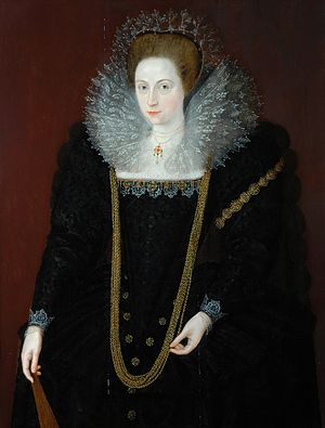 Bowes Museum - Image: Gheeraerts Portrait of a Lady