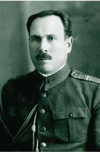 Gheorghe Avramescu - Image: Gheorghe Avramescu