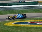 Giancarlo Fisichella and Fernando Alonso 2006 Indianapolis 3.jpg