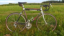 00864fa892e Giant Cadex 980C first mass-produced carbon fibre road bicycle