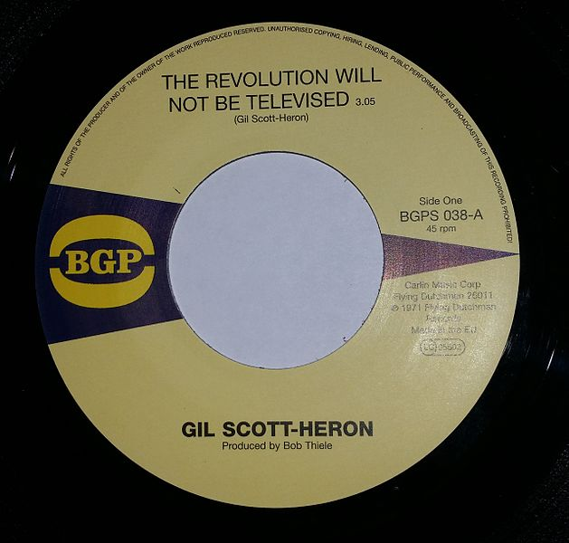 File:Gill Scott Heron- The Revolution Will Not Be Televised- RCA (Flying Dutchman) 1971.jpg