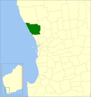 Shire of Gingin Local government area in the Wheatbelt region of Western Australia