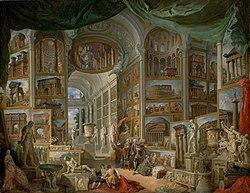 Giovanni Paolo Panini: Ancient Rome