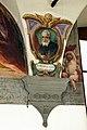 Giovanni da san giovanni, san pietro igneo, tra putti con emblemi vallombrosani di nicodemo ferrucci, 1634 circa, 01.jpg