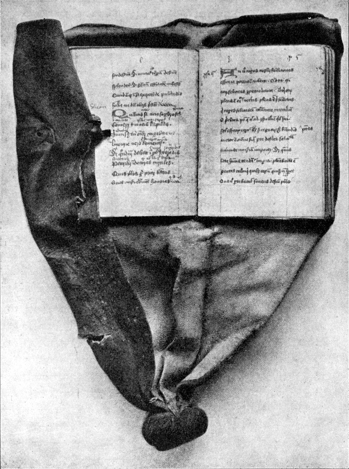 girdle book