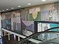 Giselbert Hoke - Gemälde Klagenfurt Hauptbahnhof - Ostseite.jpg
