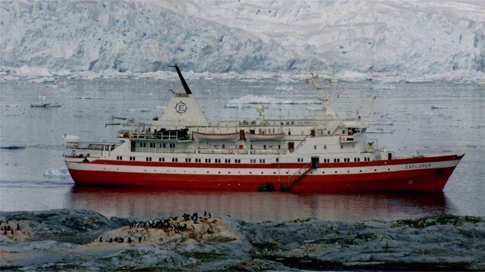 Glacier and Explorer