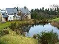Glenmor village pond - geograph.org.uk - 1190602.jpg