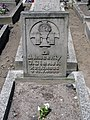 Glensk OFM Cemetery on Panewnicka Street in Katowice 005.jpg