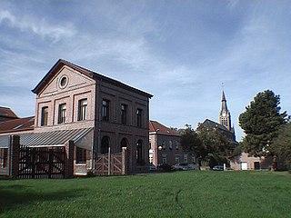 Godewaersvelde Commune in Hauts-de-France, France