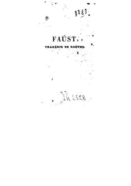 File:Goethe-Nerval - Faust 1828.djvu