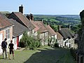 Gold Hill, Shaftesbury - geograph.org.uk - 1436887.jpg