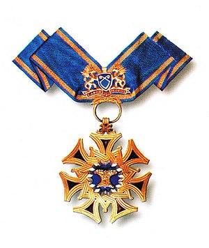 Order of the Golden Fleece (Georgia) - Image: Golden Fleece Order