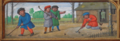 Golf scene from the 'Golf Book of Hours'.png