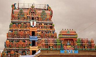 Palayamkottai - Gopalaswamy Temple