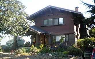 Frank M. Tyler - Gordon L. McDonough House, 2532 5th Avenue, West Adams, Los Angeles.
