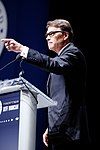 Governor of Texas Rick Perry at Citizens United Freedom Summit in Greenville South Carolina May 2015 by Michael Vadon 08.jpg