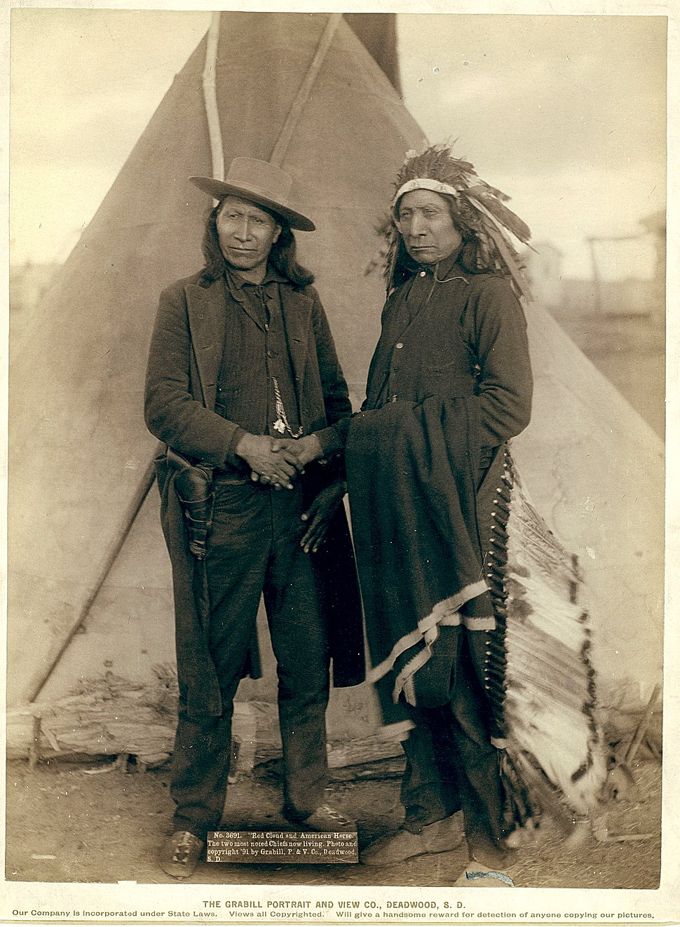 Grabill - Red Cloud and American Horse