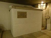 Grabmal Regensburger Bischof Anton Ignaz Graf von Fugger Weissenhorn.JPG