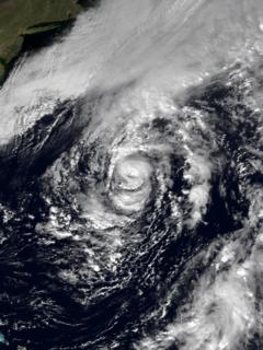 Hurricane Grace Category 2 Atlantic hurricane in 1991