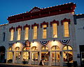 Granbury Opera House at Twilight.JPG
