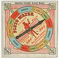 Grand-stand baseball (graphic) - Pluto Water. America's greatest physic for constipation, stomach and kidney, liver troubles. 15 (cents). 35 (cents). All drug stores. Ask your doctor. c.1895 (6857386768).jpg