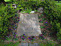 Grave of John, Ester and Bengt Bauer-1.jpg